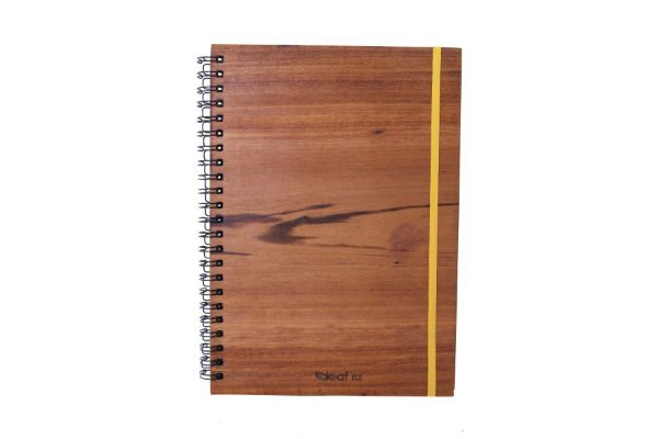 Caderno A4 Muiracatiara Com Pauta
