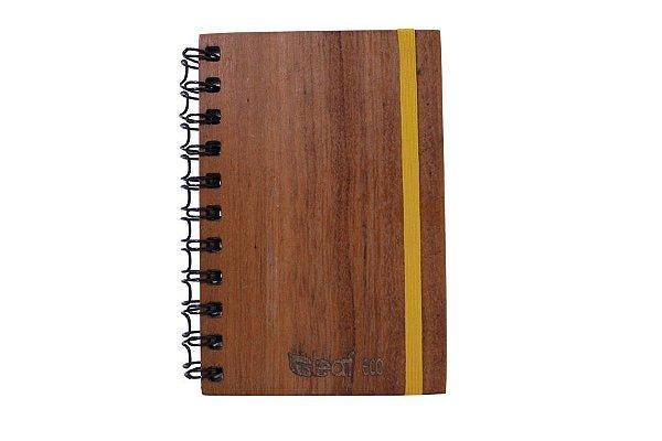 Caderno A5 Muiracatira Com Pauta