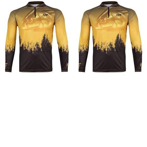 2 Camiseta de Pesca King 59 - Tamba - Tam: 02 - M