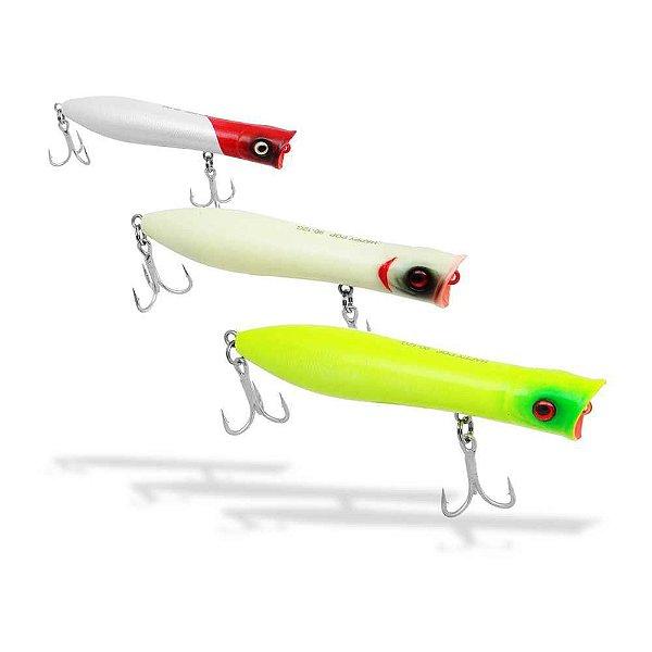 3 Iscas Artificial Maruri New Happy Pop 90f