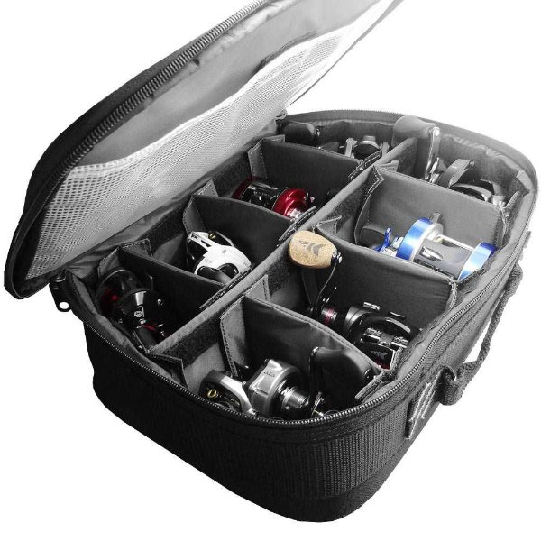 Bolsa Porta Carretilhas Sumax SM - 11017 35 x 25 x 11cm