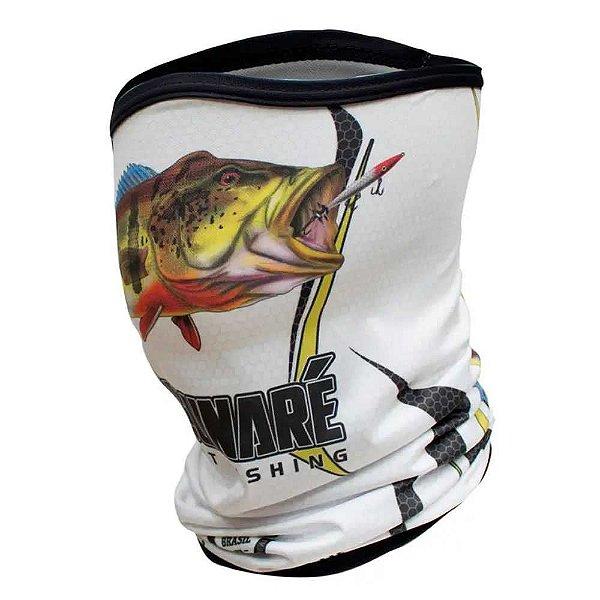 Breeze King Pro Tucunaré - Proteção UV (Máscara de Proteção Solar -Ecohead)