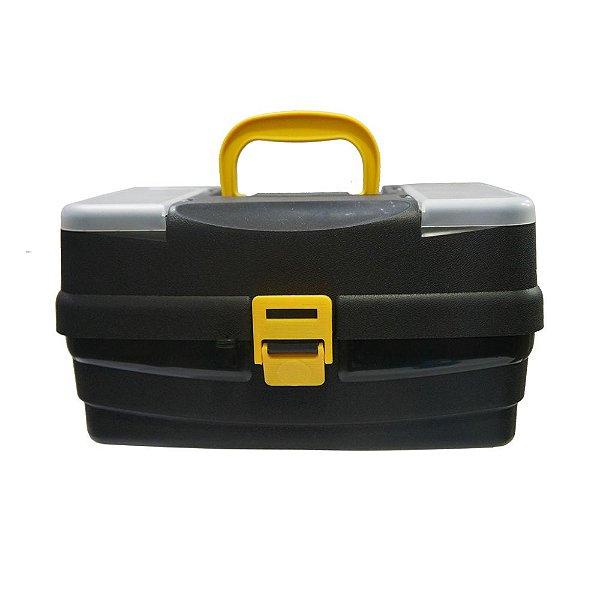 Caixa HI 3 bandejas especial preto cx-3bj-esp-p