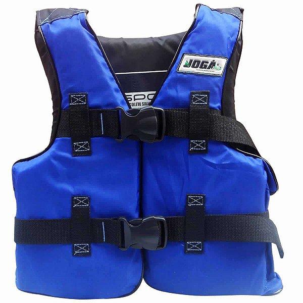 Colete Salva Vidas C5 Sport PP até 25 Kg Azul - Homologado classe 5