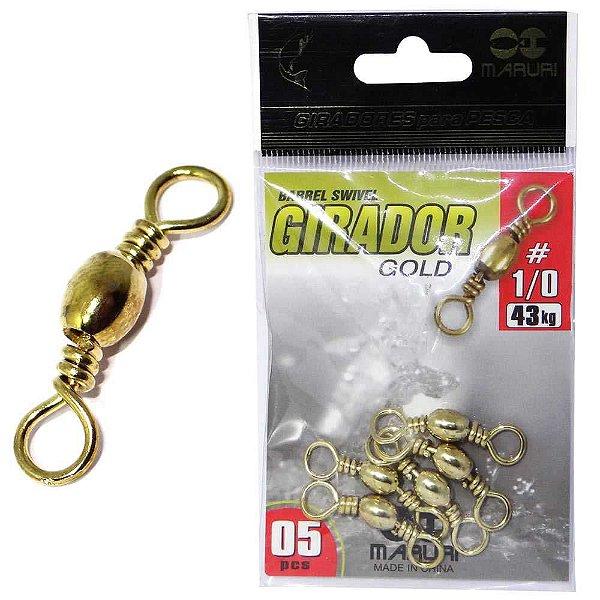 Girador Maruri Gold 1/0 c/ 5 un.