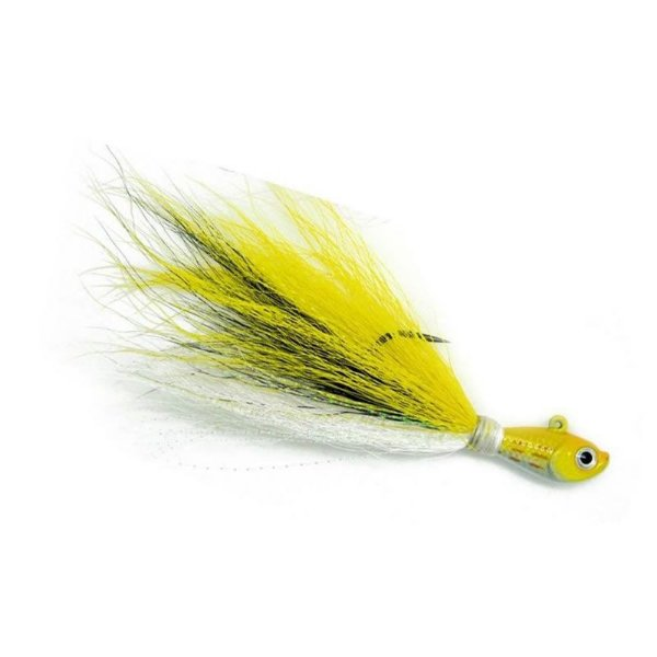 Isca artificial Marine Sports Streamer Jig JH 10g Cor 6 By Johnny Hoffmann