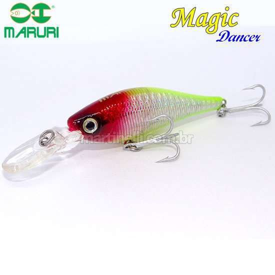 Isca artificial Maruri Magic Dancer 95 cor 05