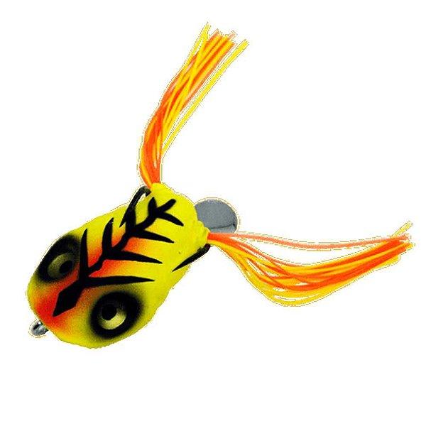 Isca Yara Jump Frog 4,5cm 9g Cor 25 Amarelo 623