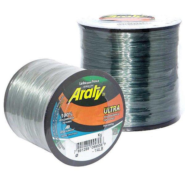 Linha Araty Ultra Fume 0,60mm c/ 330 m