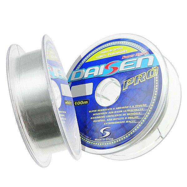 Linha monofilamento Maruri Daisen Pro 100m 0,80mm 38,5kg