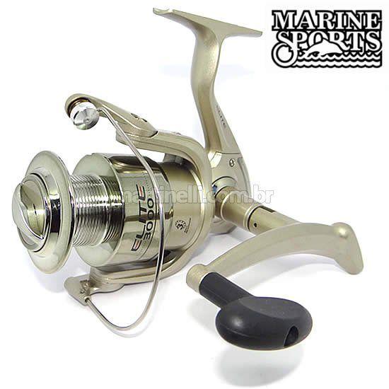 Molinete Marine Sports Elite FD 500 Novo - Fricção Dianteira