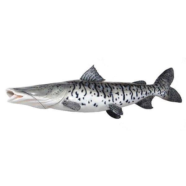 Peixe Cachara de Parede 100cm de Resina Ornamental