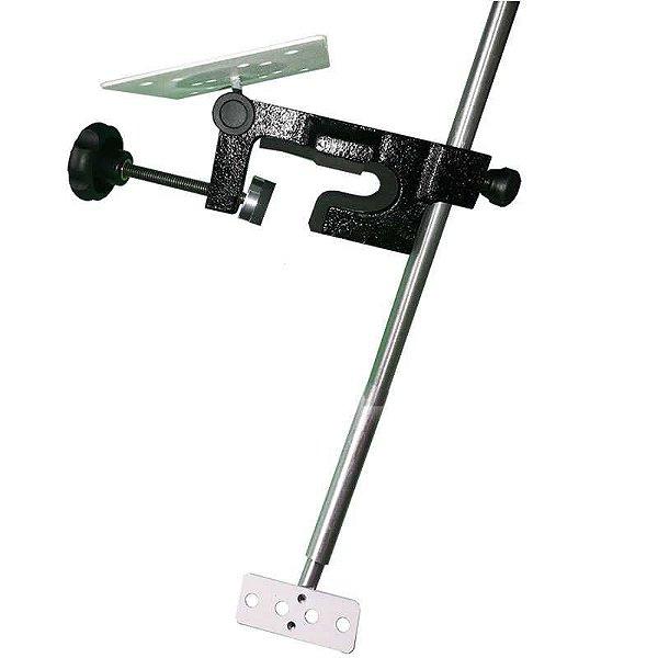 Suporte Sonar portátil Duo p/ borda e sensor (transducer)