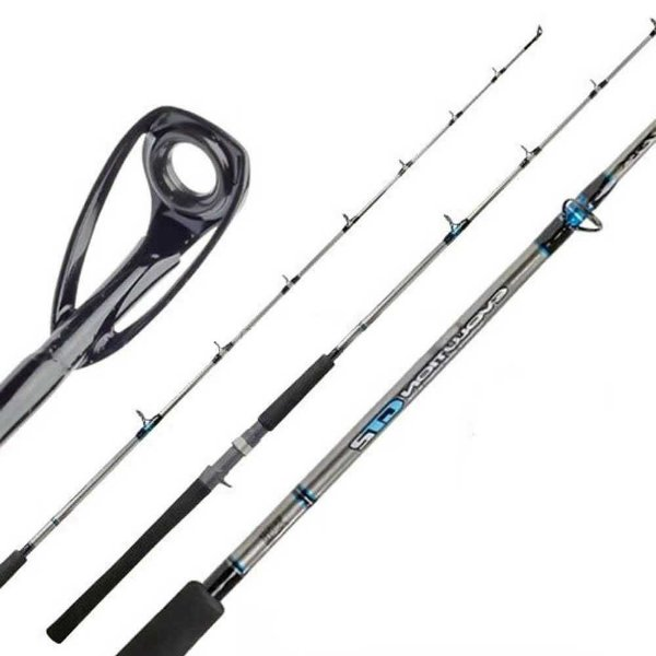Vara Marine Sports Evolution GT2 MS-C661XH - 40-80 lb - (1,98m) (carretilha) (inteiriça)