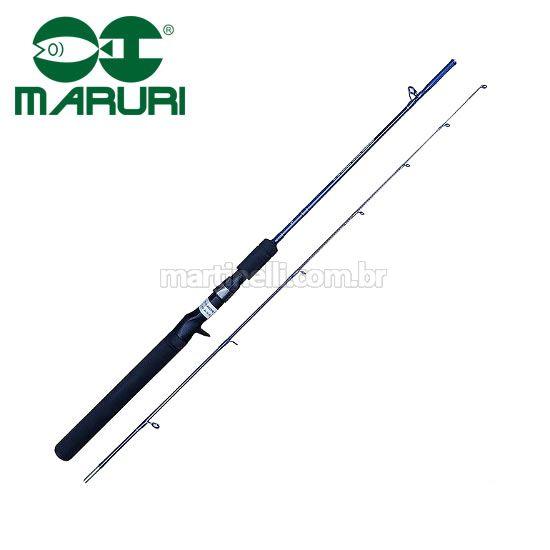 Vara Maruri Centrum - CE-C502MH - 8-17lb - (1,52m) (carretilha) (2 partes)