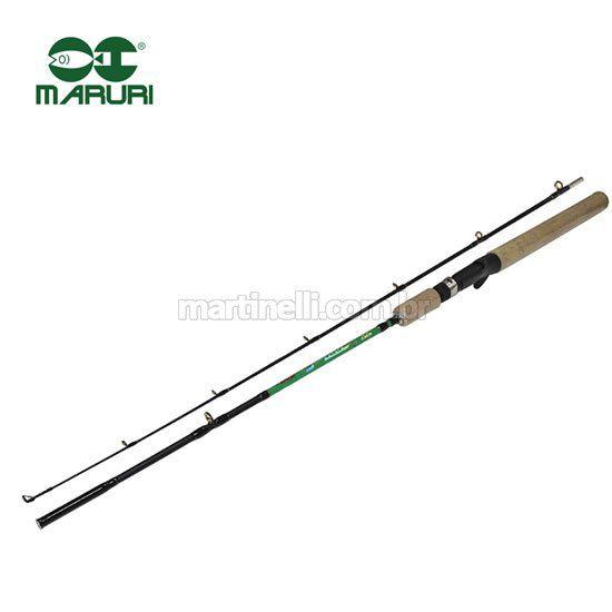 """Vara Maruri Sentra DX 562M - 17lb (5'6"""") (1,68m) (carretilha) (2 partes)"""