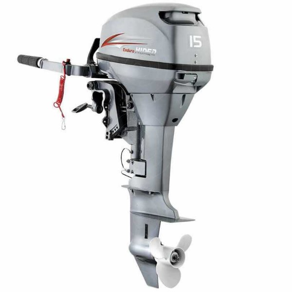 Motor de popa Hidea 15 HP 2T