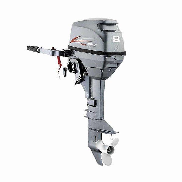 Motor de popa Hidea 8 HP 2T