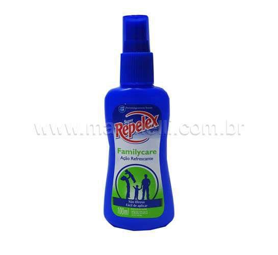 Repelente Repelex Family Care Spray 100 ml