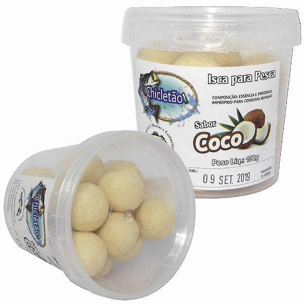 Massa Cordeiro Chicletão / Coco 100g