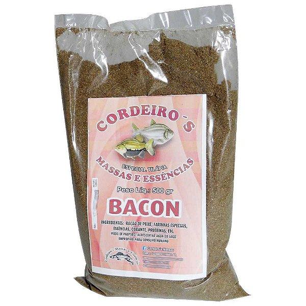 Massa Cordeiro Bacon 500g Para Tambaqui