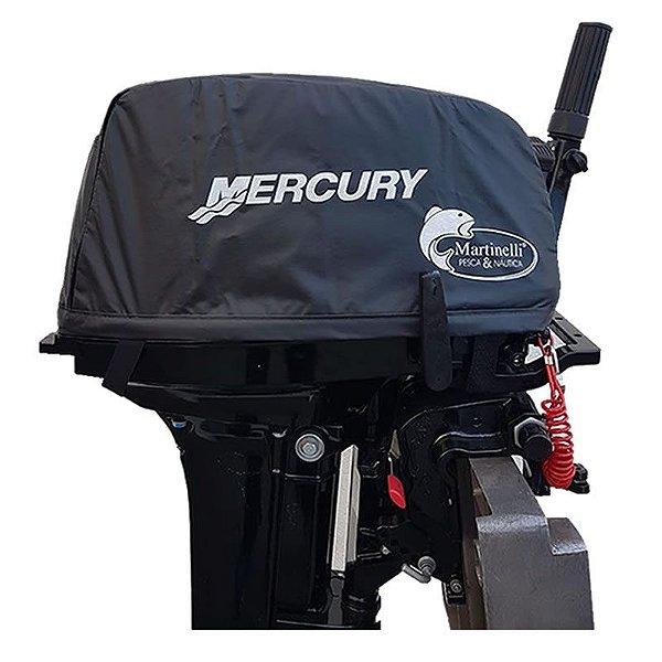 Capa de capo para motor Mercury 15 Super - Japonês