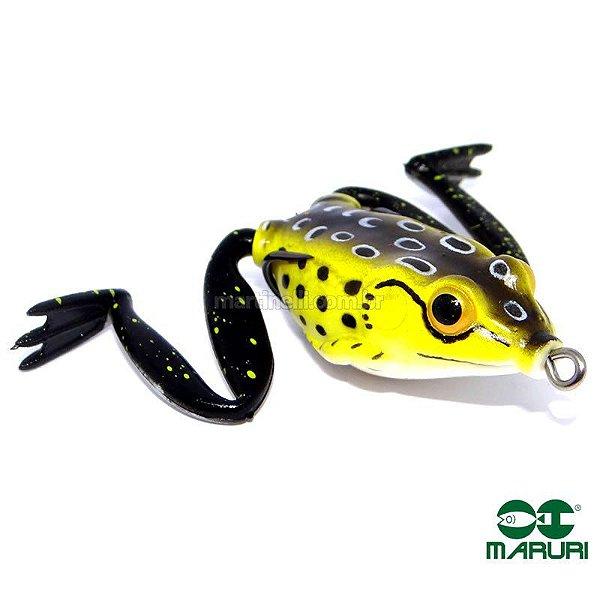 Isca artificial Maruri Max Frog 55L 55mm 16g - Cor: 7 (sapo)