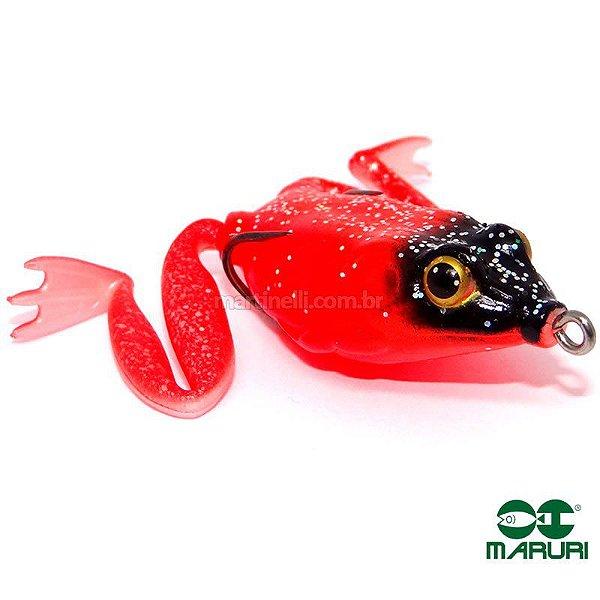 Isca artificial Maruri Max Frog 55L 55mm 16g - Cor: 6 (sapo)