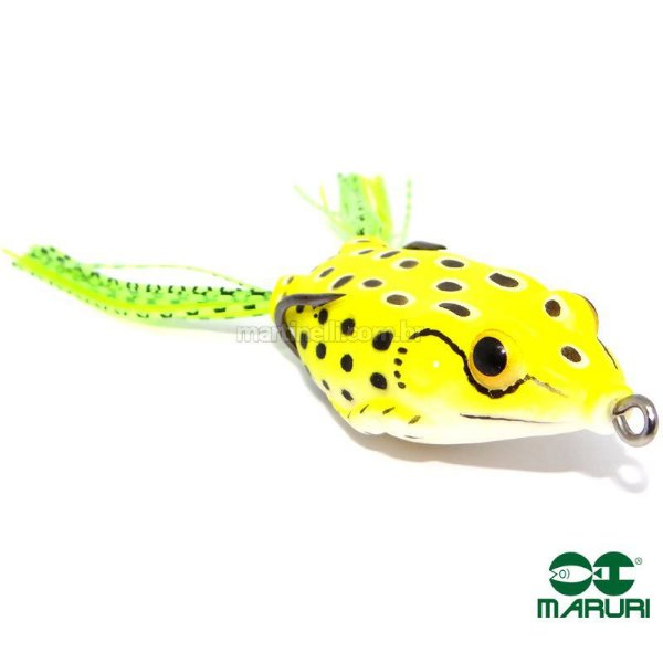 Isca artificial Maruri Max Frog 55S 55mm 13g - Cor: 4 (sapo)