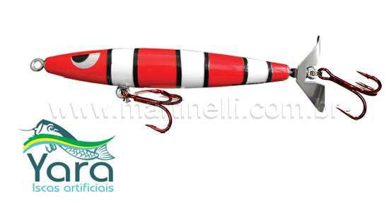 Isca Yara Devassa 140mm 35gr Cor: Cobra Coral