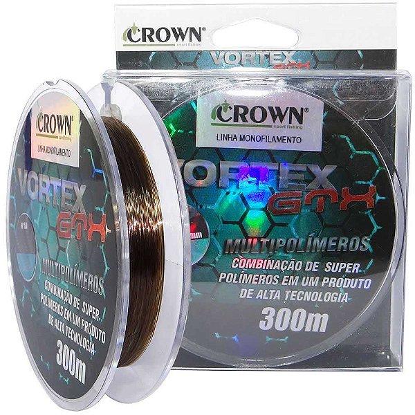 Linha Crown Vortex GTX 0,33mm 300m
