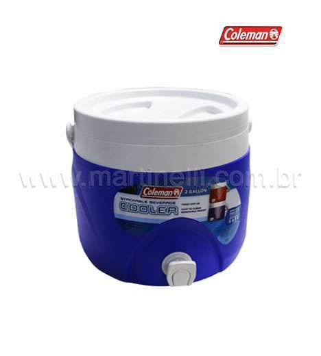 Jarra Térmica Coleman 2 galão 7,5 lts - Azul