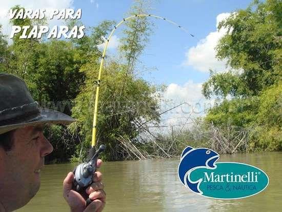 Vara Mig Piapara - 6-20lbs - 1,00m - CPI 9 - (carretilha) - (inteiriça)