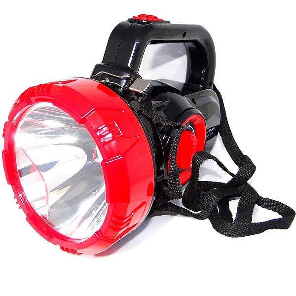 Lanterna de mão Holofote Recarregável de LED DP-7309
