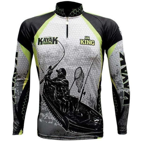 Camiseta King Sublimada Kf 616 G