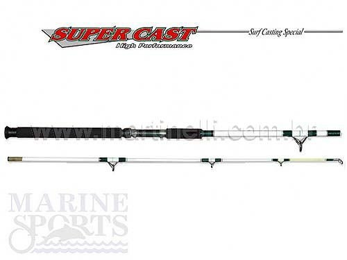 Vara MS Super Cast SC-802H - 2 partes
