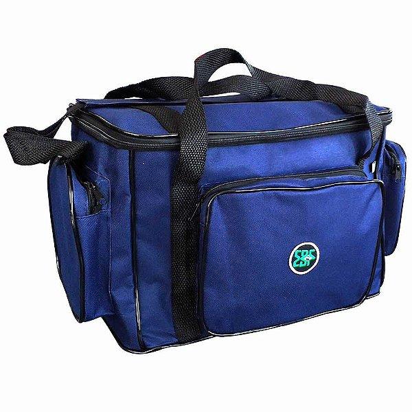 Bolsa para Apetrecho de pesca G Mod Combat 0122 Azul