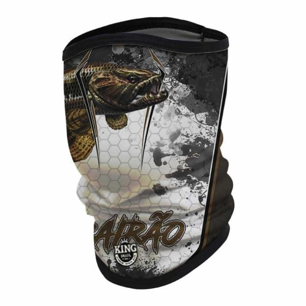 Breeze King Pro Traira 300 - Proteção UV (Máscara de Proteção Solar - Ecohead)