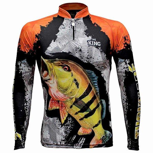 Camiseta King Sublimada Kff 600 P
