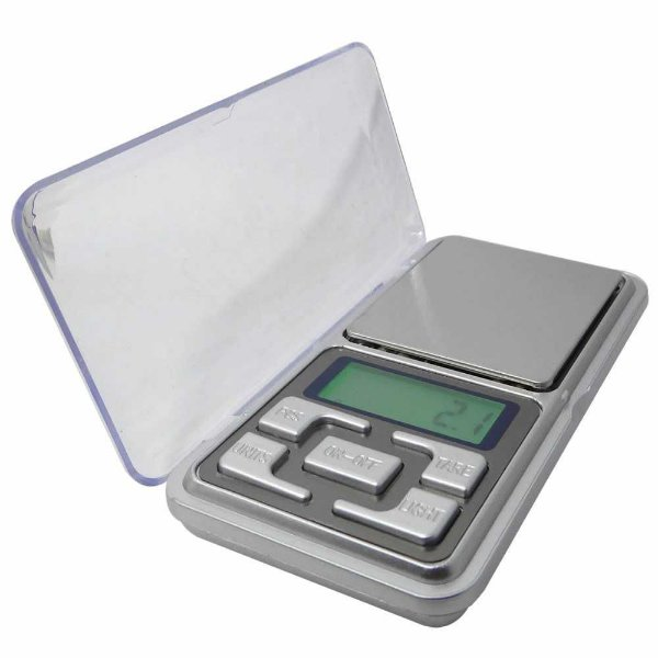 Balança Mini Pocket Scale 500g