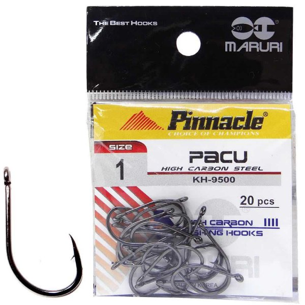 Anzol Pinnacle Pacu KH-9500 - N: 1 com 20 unid