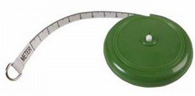 Fita para cálculo de peso animal bovinos e suínos - em caixa plastica