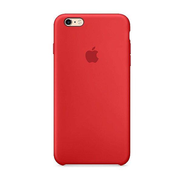 Capa de Silicone iPhone 6 Plus/ 6s Plus