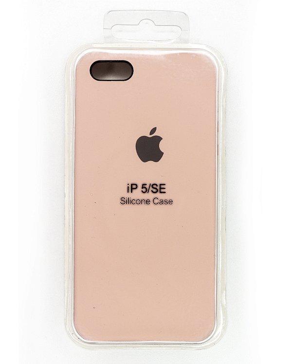Capa de Silicone iPhone 5/ 5s /SE