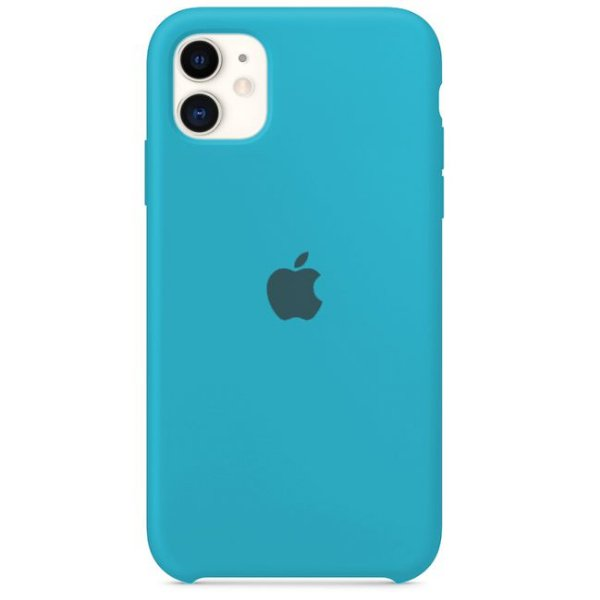Capa de Silicone iPhone 11