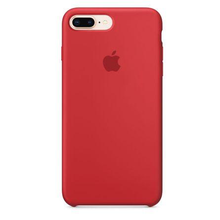 Capa de Silicone iPhone 7 Plus/ 8 Plus
