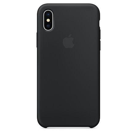 Capa de Silicone iPhone XS Max