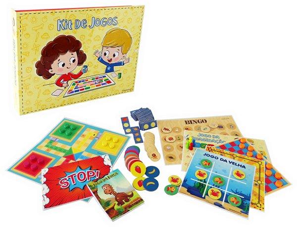 Mega Kit de Jogos