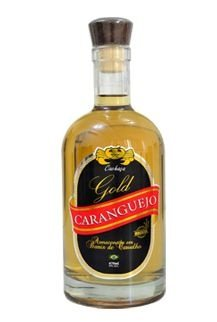 Cachaça Caranguejo Gold 670ml