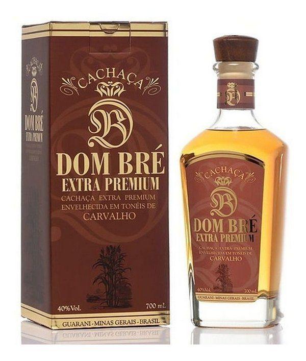 Cachaça Dom Bré Extra Premium Carvalho 700ml